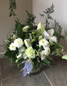 Eco Bouquet In A Vase