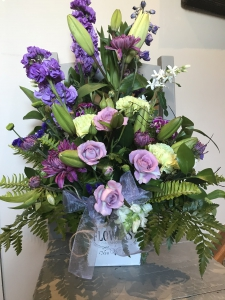 Florist Floral Bucket