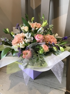 Posy Flower Box