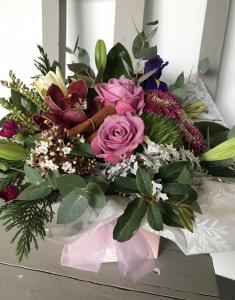 Posy Flower Box