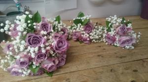 Small Brides Bouquet