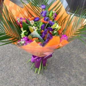 Bright & Vibrant Bouquet