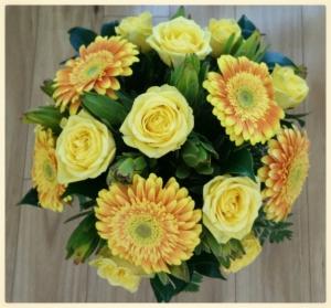 Sunny Vase