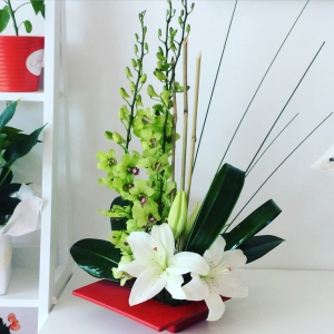 Ikebana Japanese Style