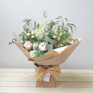 Handtied Bouquet In Water