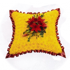 Classic Yellow Cushion  A