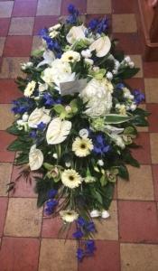 Casket Top Funeral Piece