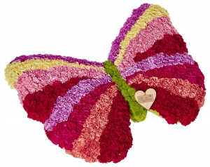 Butterfly Funeral Tribute