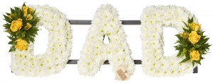 3 Letter Funeral Tribute