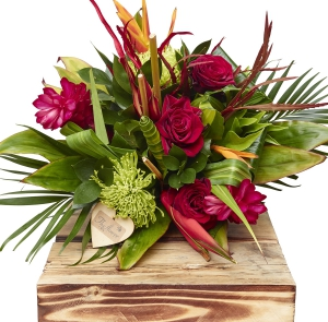 Exotic Hand Tied Bouquet