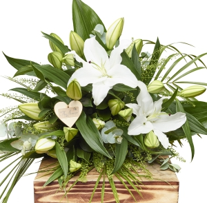 Luxury Lily Hand Tied