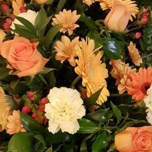 Autumn Hand Tied Bouquet