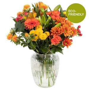 Eco Vase Seasonal Flowers