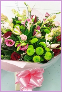 Pure Indulgence Hand Tied
