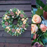 Copperfield Door Wreath