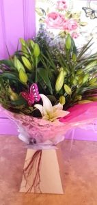Florist Lily Bouquet