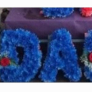 Dad Funeral Wreath