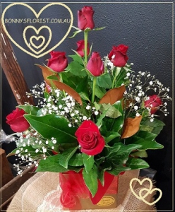 D2F Rose For Love