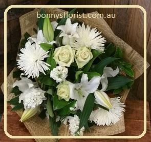 D2F White Bouquet