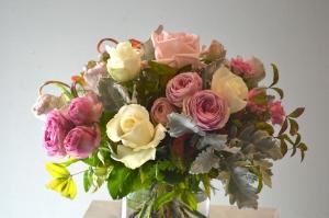 Garden Rose Posy