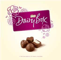 Dairy Box Chocs
