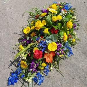 Floral Pasture Double End