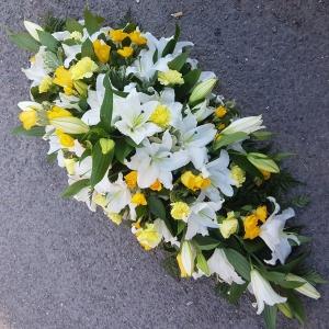 Lily, Rose & Carnation