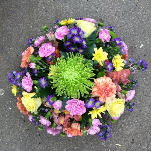 Colourful Posy