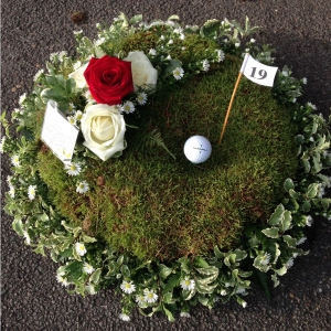 Hole In One Golf Tribute
