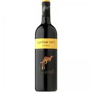 Yellow Tail Shiraz Wine