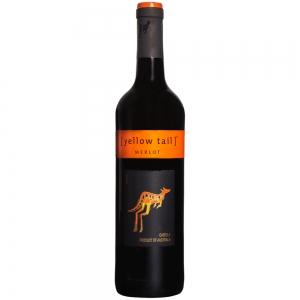Yellow Tail Merlot Wine