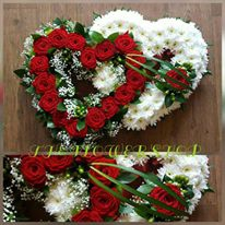 Double Heart Wreath