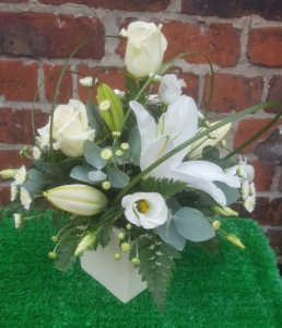 Elegant Cream Arrangement