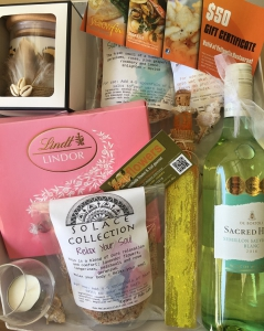 Gift And Wine Hamper