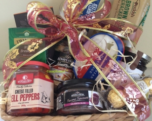 Christmas Gourmet Hampers