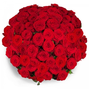 Bouquet Of 101 Roses.