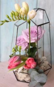 Blooming Terrarium