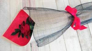 Single Long Stemmed Rose