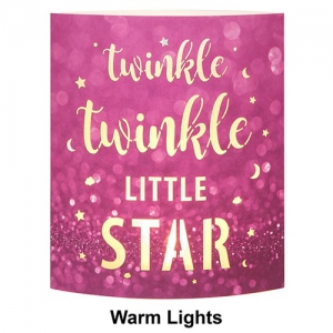 Baby Girl Lantern