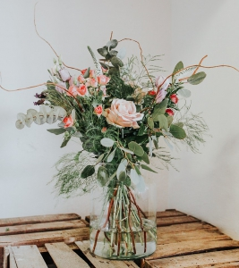 Luxury Country Vase