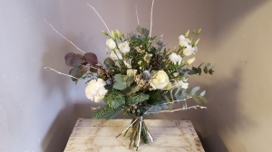 Winter Hand Tied