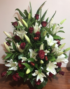 Oriental Roses