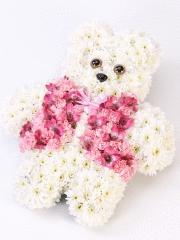 Teddy Bear Tribute - Pink