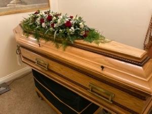 Narrow Coffin Spray