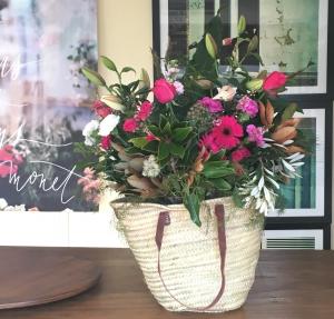 Blooms & Basket