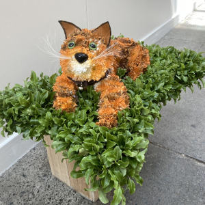Cat Funeral Tribute
