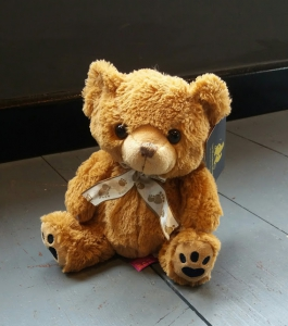 Blooming Bear Toy