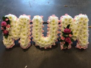 Mum Tribute Letters