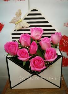 Lisa Pink Roses