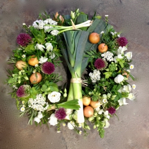 Gardener's/Chef's Wreath